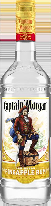 Captain Morgan Pineapple Rum Captain Morgan